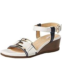Amazon.it  Beige - Sandali   Scarpe da donna  Scarpe e borse d370a998344