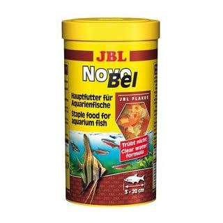 NOVO BEL 1L Nourriture en flocons pour tous les poissons