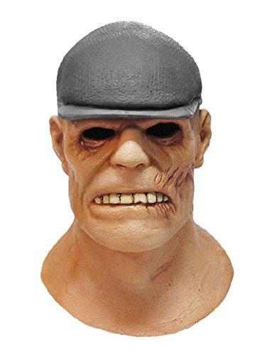 Eric Powell Latex Maske Der Goon zum Halloween Kostüm Zombiejäger