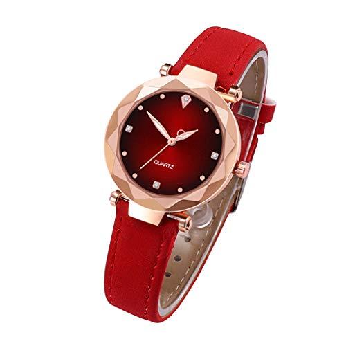 Hffan Damen Elegant Armband Quartz Analog Uhren, 1 Cent Artikel   Armbanduhr   Dekoration   Geschenk   Alugehäuse   Quarzwerk   6mm Gehäusedicke   24CM Bandlänge