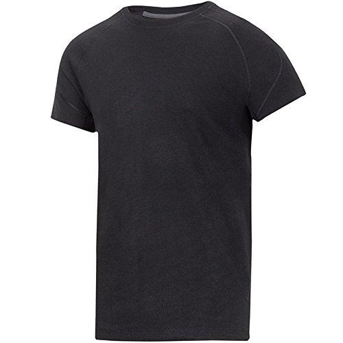 Snickers Flammschutz T-Shirt Gr. XXL schwarz