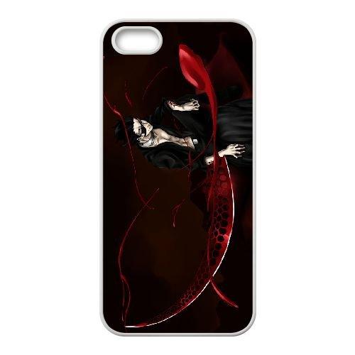 Deadman Wonderland coque iPhone 5 5S Housse Blanc téléphone portable couverture de cas coque EBDXJKNBO12770
