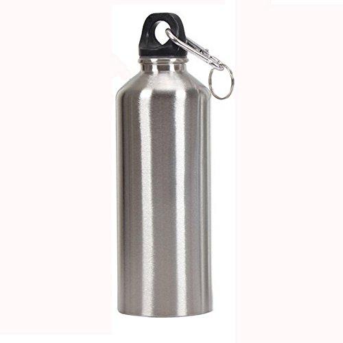 KAKAT Bottiglia dAcqua Sportiva Bottiglia Acciaio Tritan Borraccia Prova di perdite con Filtro Senza BPA Detox Borracce per Sport Bambini Scuola