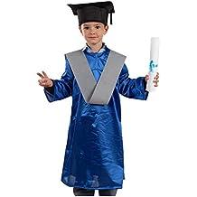 DISBACANAL Toga graduación - Azul, ...