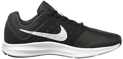 Nike Downshifter 7, Chaussures De Course Pour Homme Gris (anthrazit Grau / Reines Platin-schwarz)