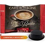 600Kapseln Don Carlo Borbone Kaffee Mischung rot A Modo Mio Kombinierbarkeit '. Die Packungen sind von 50Kapseln \ Kapseln CAD.