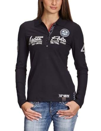 TOM TAILOR Polo Team Damen Poloshirt 15122800073/polo