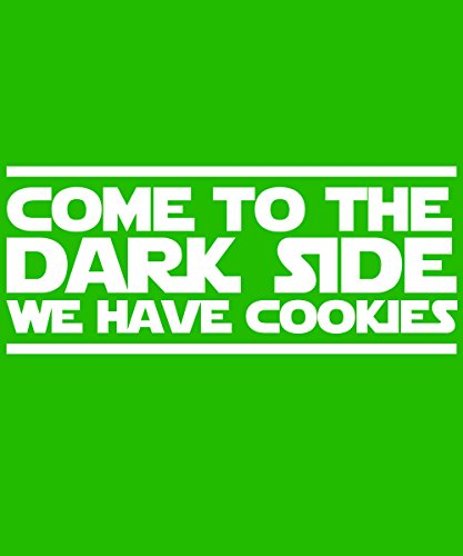 -- We have Cookies! -- Boys T-Shirt Kelly Green