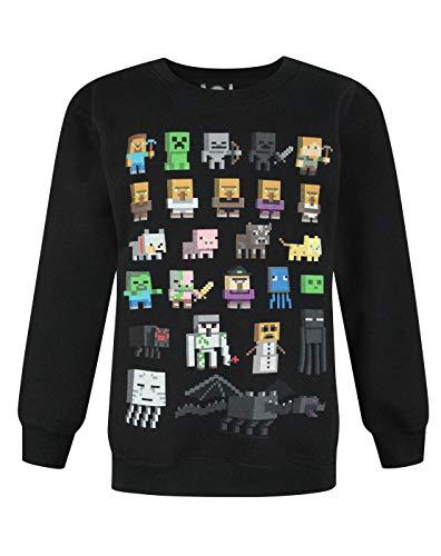 Minecraft Jungen Pullover (9-10 Jahre)
