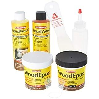 Abatron Wrk60r Wood Restoration Kit, 24 Oz