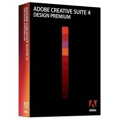 Adobe Creative Suite 4 Design Premium - Medien - Adobe