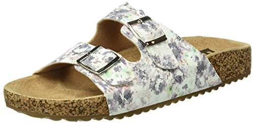 Refresh Damen 063559 Sandalen Grau