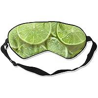 Eye Mask Eyeshade Lemon Slice Sleeping Mask Blindfold Eyepatch Adjustable Head Strap preisvergleich bei billige-tabletten.eu