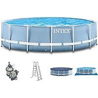 suchergebnis auf f r intex pool 366x91 garten. Black Bedroom Furniture Sets. Home Design Ideas