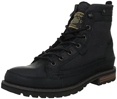 Caterpillar Bryant, Boots homme - Noir (Mens Black), 40 EU