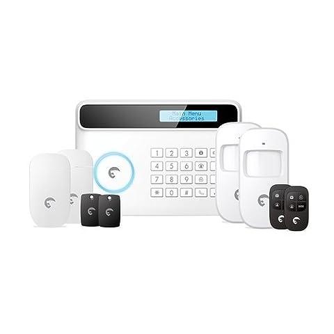 eTiger Überwachungstechnik Wireless Security System, S4-C