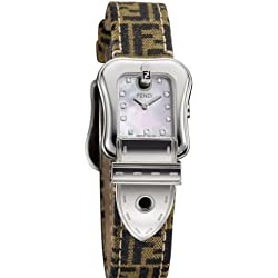 Fendi Ladies Watch B. Zucca Swiss Made F381242DF
