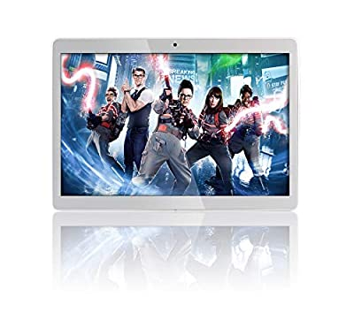 "9.6"" Fusion5 4G Tablet PC - (Dual SIM, 2GB RAM, 32GB Storage, Phone Calling, 5MP and 2MP Cameras, WIFI, FM, GPS, Quad-Core Processor, Android 6.0 Marshmallow Tablet PC)"