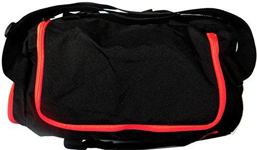 Puma Unisex Sporttasche Pro Training One Size (L 61 x W 31 x H 29 cm) 47 liter puma black-fiery coral