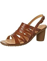 Amazon.it  scarpe aperte - Scarpe col tacco   Scarpe da donna ... ae995772746
