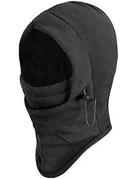 6-en 1 paño grueso y suave termal pasamontañas esquí Swat Policía UltimateAddons cortavientos máscara