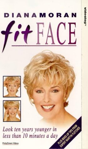 Fit Face - Diana Moran [VHS] [Import anglais]