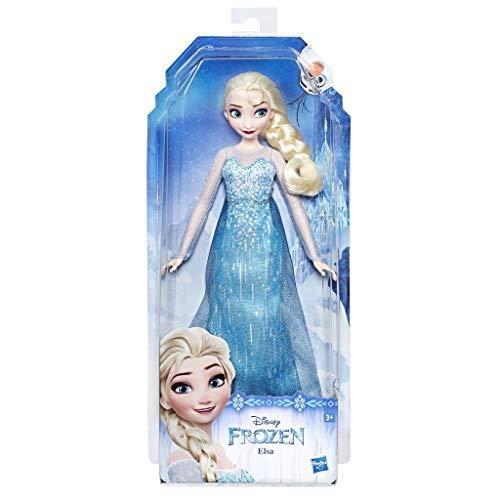 Hasbro Disney E0315ES2 - die Eiskönigin Elsa - Frozen Die Eiskönigin 2 Kostüme