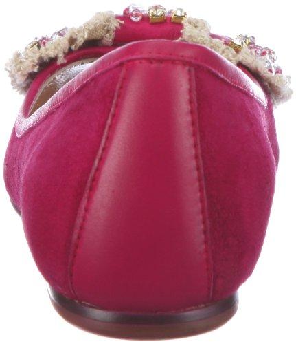 Lodi KURBY 15840, Ballerines femme Rose-TR-K2-22