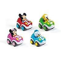 Clementoni 17166 Disney Pull Back Car - Single Unit - Random Model