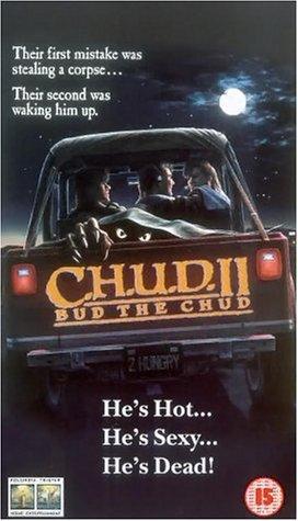 Preisvergleich Produktbild C.H.U.D. II - Bud The CHUD [VHS] [UK Import]