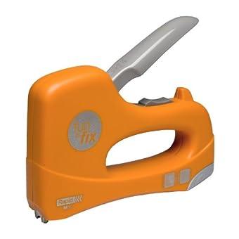 Rapid M30R Fun to Fix Agrafeuse pour agrafes 53/6-12 mm et agrafes pour câbles 7/12-14 mm