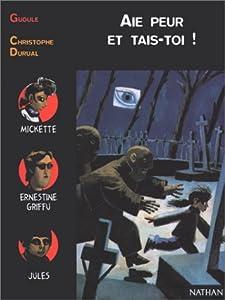 """Afficher """"Aie peur et tais-toi !"""""""