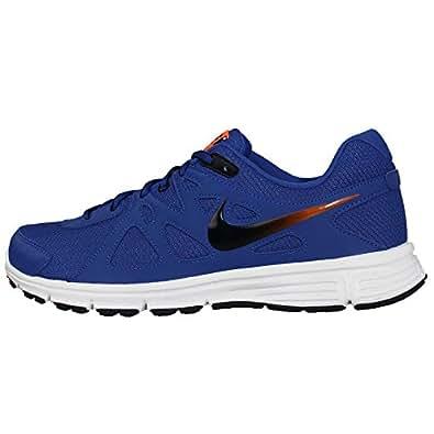 Nike Men's Blue Mesh Running Shoes (554954-409) - (12 UK INDIA(47.5 EU))