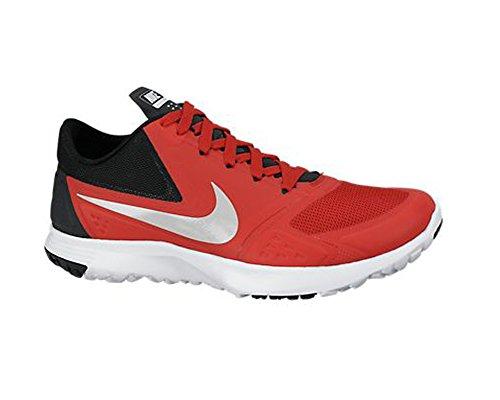branco Pltnm unvrsty De Prata Rd Tênis Treinador Mtlc Nike blck Vermelho Homens Fs Lite Preto Ii nOgHFZqxT