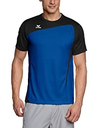 Erima T-Shirt Club 1900 - Camiseta de bádminton para hombre, color azul, talla 3XL