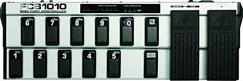 Behringer FCB1010 - Controlador midi pedal fcb-1010 und.