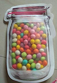 Rural Mart Plastic Nut Bag In Big Size 3 Pieces