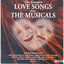 Greatest Love Songs from the Musicals