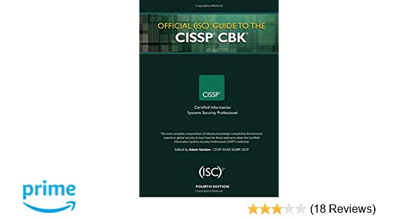 Official Isc2 Guide To The Cissp Cbk Pdf