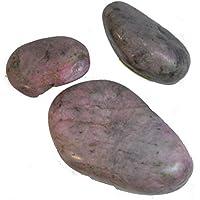 Petalith Trommelstein Packungsgröße - Steingröße: 1000g preisvergleich bei billige-tabletten.eu