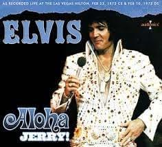 cd digipack rare elvis presley aloha jerry ! las vegas 23/2/73 closing show !