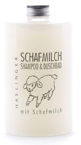Schafsmilch Shampoo - Duschbad mit Schafsmilch, 200 ml