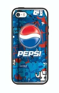 Case Schutzrahmen hülse Coke Coca Cola Classic Ps12 Abdeckung für Ipod touch 4 Border Gummi Silikon Tasche Schwarz @pattayamart
