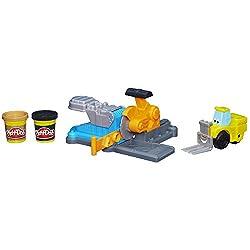 Play-Doh Diggin Rigs Saw Mill Set