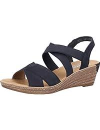 Suchergebnis auf Amazon.de für  Rieker - Sandalen   Damen  Schuhe ... 5cfe4f462f