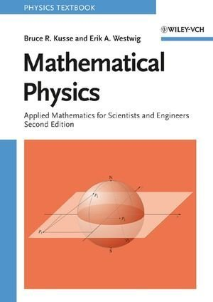 Pdf Mathematical Physics Applied Mathematics For Scientists And
