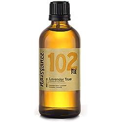 Naissance Olio di Lavanda - Olio Essenziale Puro al 100% - 100ml