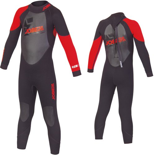 Jobe Kinder Neoprenanzug Progress Rebel 3/2.5 Red S