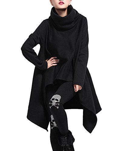 Lathpin Trench Femme Cascade Transition Coupe Veste Manteau gxwgZqrUn