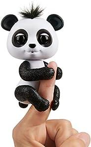 Wow Wee Fingerlings Panda - Juguete Interactivo con Sonido y Movimiento
